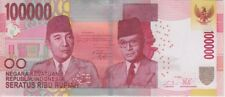 Indonesia  Banknote P153e replacement 100,000 Rupiah 2014, UNC