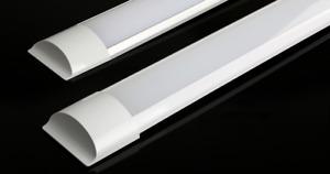 Slim LED Batten Strip Lights 2ft 4ft 5ft 4000k Natural White Garage Office Shed