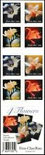 Scott Stamp # 3454-3457e,     (34c)     DAY LILIES,    Booklet of 20