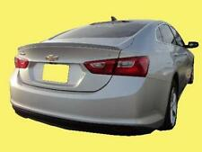 Fits: Chevrolet Malibu 2017-2018 Flush Mount Factory Style Rear Spoiler Painted