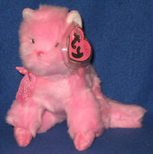 Taffeta the Cat - Ty Pinkys Beanie Baby - Mint with Mint Tags