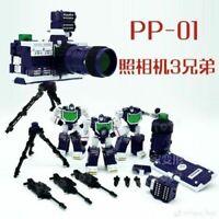 MFT Transformers MF36 camera Three Brothers  Small scale Commander Pocket war