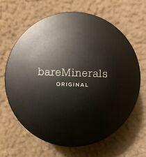 Bare Minerals Original SPF 15 Foundation Soft Medium 11 Brand New ORIGINAl ITEM