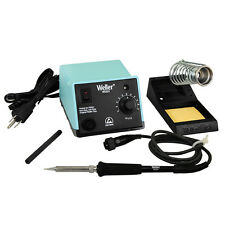 Weller WES51 Analog Soldering Station - AUTHORIZED DISTRIBUTOR- WE EXPORT