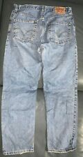LEVI'S MENS 550 RELAXED FIT JEANS 32 X 32