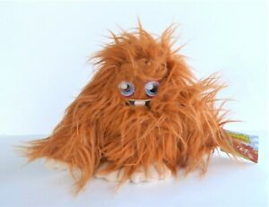 Moshi Monsters Furi Plush Soft Toy With Label 17 cm Tall