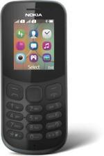 Nokia 130 Nero Telefono Cellulare con Tastiera Dual Sim