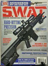 SWAT August 2016 Hard Hitting Precision Sig Sauer 716 Shotgun FREE SHIPPING sb
