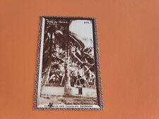CHROMO PHOTO CHOCOLAT SUCHARD 1930 COLONIES INDOCHINE TONKIN PRES DE YENZO