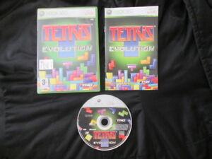 XBOX 360 : TETRIS EVOLUTION - Completo ! L'evoluzione del tetris !