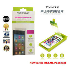 PureGear HD Tempered GLASS Screen for Apple iPhone 11 & XR (with Alignment Tray)