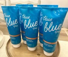 FIVE True Blue Spa Shea Butter Super Rich Body Cream Lay It On Thick B&BW 10 OZ