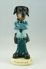 Police Doberman -See Interchangeable Breeds & Bodies @ Ebay Store