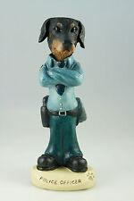 Police Doberman -See Interchangeable Breeds & Bodies @ Ebay Store