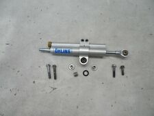 APRILIA RSV MILLE R OHLINS BILLET STEERING DAMPER AND MOUNT KIT RSV 1000 R TUONO