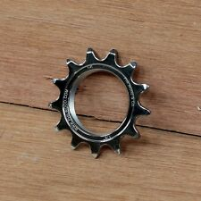 """Phil Wood Stainless Steel Fixed Sprocket 13T Track Cog 1/8"""""""