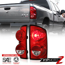 2007-2008 Dodge Ram 1500 2500 3500 [FACTORY STYLE] Rear LEFT RIGHT Tail Lights