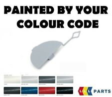 MINI NEW COOPER R50 REAR TOW HOOK EYE COVER CAP PAINTED BY YOUR COLOUR CODE