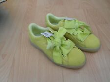 WOMENS PUMA HEART RESET   TRAINERS UK SIZE 4.5 - WORN ONCE , JUST FOR TRYING ON