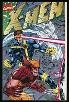 X-Men 1 Special Collector's Edition Comic fold-out cover Chris Claremont Jim Lee
