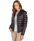 Moncler Women Black Down Lans Jacket NWT Ship to Worldwide Size: 0 1 2 3 4