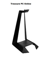 Razer Metal Headset Stand universally-size matte black aluminum anti-slip feet