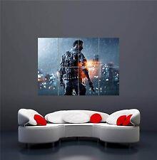 Battlefield 4 XBOX ONE ps4 ps3 gioco pc NUOVO GIGANTE wall art print poster oz1040