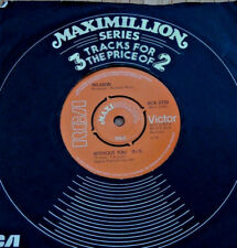 "NILSSON - 7"" Vinyl - Without You / Everybody's Talkin / Kojak - RCA - 1975"