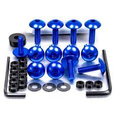 Pro-Bolt Aluminio Carenado Perno Kit-Azul FSU166B Suzuki GSX-R1000 K7-K8 07-08