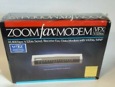 External Zoom Fax Modem VFX 14,400bps V.32bis Send New/Sealed in Box Made in USA