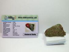 Opake Rubine aus Madagaskar