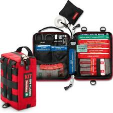 SURVIVAL Handy First Aid KIT - Portable and jam packed with Components