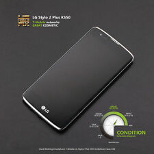"""Used Smartphone LG Stylo 2 Plus K550 T-Mobile 16GB 5.7"""" Cellphone Clean ESN US"""