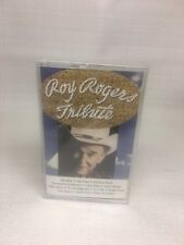 (CK) Roy Rogers Tribute 1991 BMG SPECIAL Factory Sealed Free US Shipping