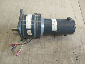 ROBBINS MYERS FH PM GEAR MOTOR 44006 210 RPM 90V .68 Amps