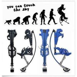 Jumping Stilts Spring Stilts Kids/Child Youth Women Kangaroo Shoes 30-50kg