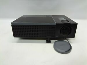 Dell 1409X 1900:1 2500 ANSI Lumens DLP Video Projector w/Lamp *No Remote*