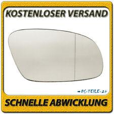 Spiegelglas für VW NEW BEETLE 2003-2010 rechts Beifahrerseite asphärisch