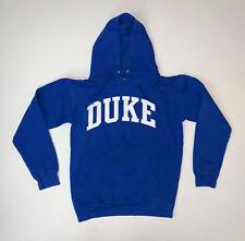 VTG Duke University Hoodie Sweatshirt Size Small Duke Blue Devils