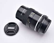 Nikon Micro-NIKKOR f/2.8 55mm Macro Lens with Caps CRC  (#6097)