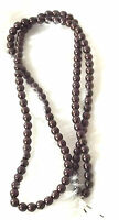 3mm Brown beads for jewellery making 25g Mixed lot of brown beads New