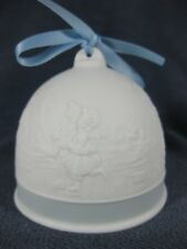 Lladro Four Seasons Bell Ornament Winter 1994 N17616