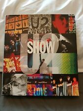 U2 Show New Unused Rare Original Large Hardback Book Unseen Concert Tour Photos