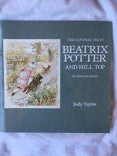 Beatrix Potter and Hill Top _Illustrated souvenir booklet