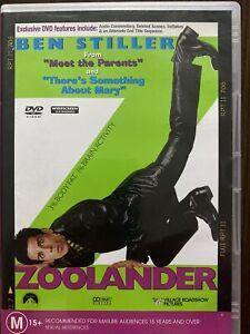 Zoolander DVD Movie. Free Postage. 2001.