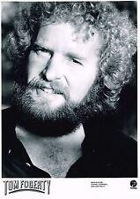 Tom Fogerty - Rare DEAL IT OUT Publicity Photo - 1981 - Mint Original