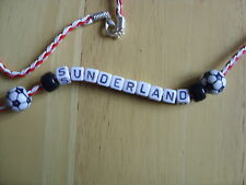 sunderland football necklace