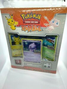 Pokemon Rumble Game TCG Box Includes 16 Exclusive Cards Factory Sealed New!