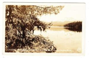 SISTERS(Deschutes County)OREGON-JUL/31/1931-REAL PHOTO POSTCARD VIEW
