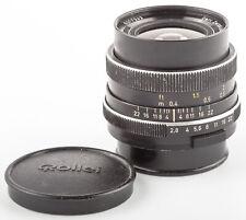 Carl Zeiss Distagon 2,8/35mm Rollei QBM SHP 59024